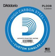 PL008 pojedinačna žica za električnu / akustičnu gitaru