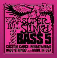 2824 Super Slinky žice za petožičanu bas gitaru