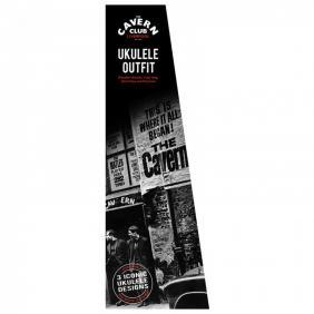 CVUK3 UKULELE SET - CAVERN - 2