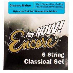 ECS6 ECS6 Set žica za klasičnu gitaru - 1