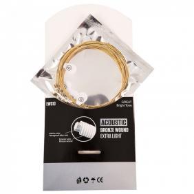 EWS10 Set žica za akustičnu gitaru - 2
