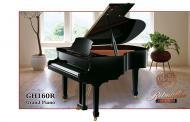 Klavir GH 160R C/P crni polirani