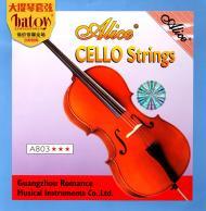 A803 Žice za violončelo set