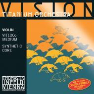 VIT100 O Vision Titanium Orchestra set žica za violinu