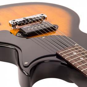 V120TB REISSUED - TWO TONE SUNBURST električna gitara - 4